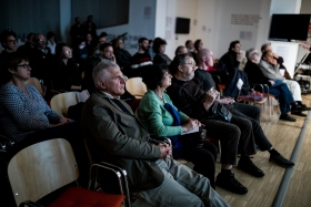 Nemzetközi szimpózium: A kommunizmus kísérlete (fotó: Adrián Zoltán)