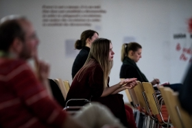 Fotófilmek: Állóképek mozgásban konferencia (fotó: Adrián Zoltán)