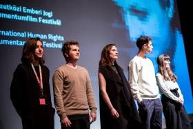 The Student Jury / Photo: Balázs Ivándi-Szabó