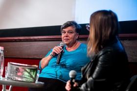 Discussion after Fair Traders / Photo: Balázs Ivándi-Szabó