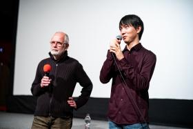 Q&A after Kim-Gun / Photo: Balázs Ivándi-Szabó